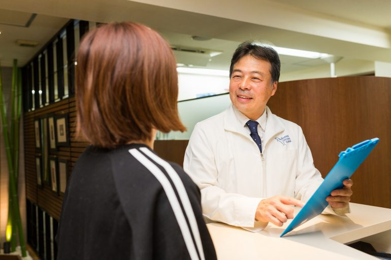 定期検診|石川町のマリーンデンタルクリニック