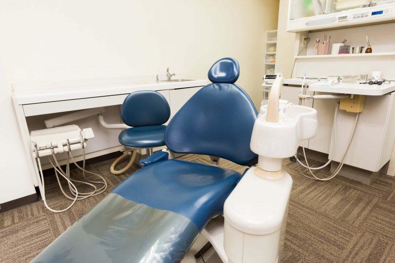 診療用ユニット|石川町のマリーンデンタルクリニック
